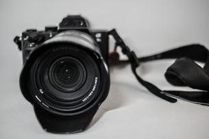 カメラのレンズのイメージの写真素材 [FYI02979250]