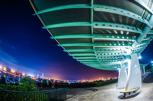 港の見える丘公園(横浜・山手)の写真素材 [FYI02979472]