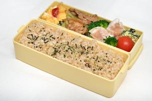 美味しそうなお弁当の写真素材 [FYI02979704]