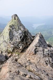 大菩薩嶺 神部岩の写真素材 [FYI02979811]