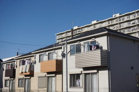 住宅の写真素材 [FYI02980049]