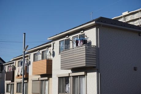 住宅の写真素材 [FYI02980050]