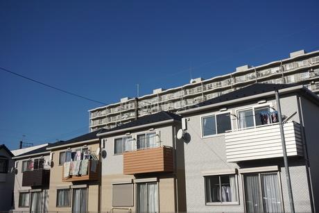 住宅の写真素材 [FYI02980051]