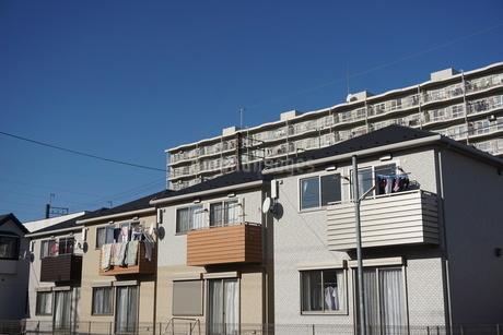 住宅の写真素材 [FYI02980052]