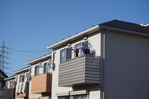 住宅の写真素材 [FYI02980053]