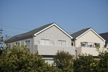 住宅の写真素材 [FYI02980066]