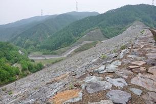 上日川ダムの写真素材 [FYI02980238]