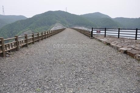 上日川ダムの写真素材 [FYI02980239]