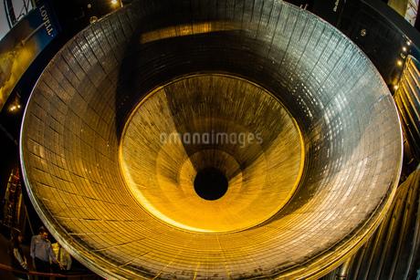 ロケットエンジンのイメージの写真素材 [FYI02980418]