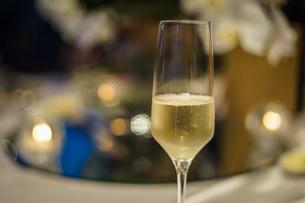 白ワインのイメージの写真素材 [FYI02980421]