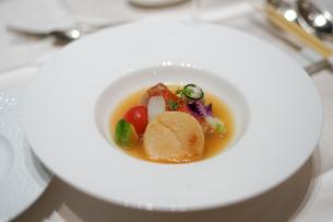 披露宴の食事の写真素材 [FYI02980436]