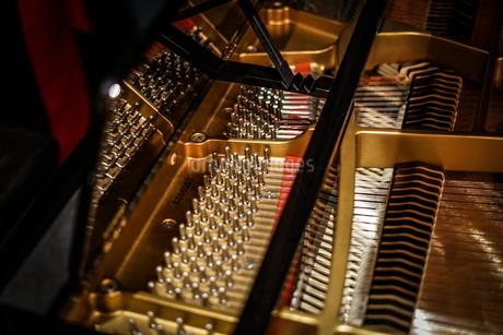 ピアノのイメージの写真素材 [FYI02980446]
