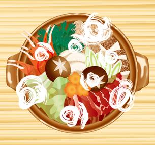 鍋のイラスト素材 [FYI02980657]