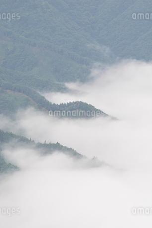 雲の波の写真素材 [FYI02981127]