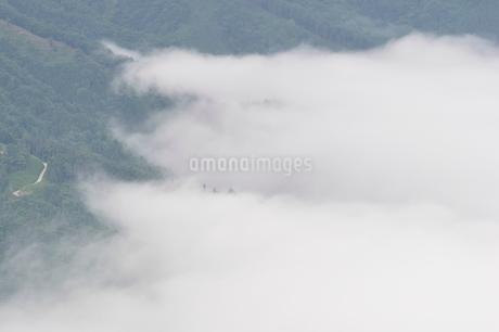 雲の波の写真素材 [FYI02981128]