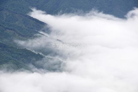 雲の波の写真素材 [FYI02981134]