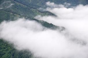 雲の波の写真素材 [FYI02981151]