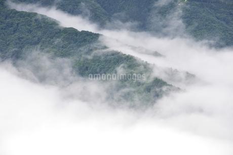 雲の波の写真素材 [FYI02981179]