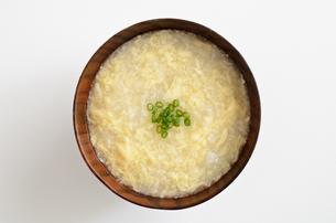 玉子粥の写真素材 [FYI02981594]