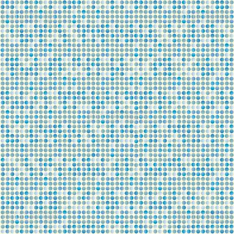 水色 モザイク 背景のイラスト素材 [FYI02981732]