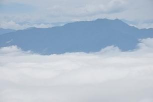 今倉山 松山より三ツ峠の写真素材 [FYI02981766]