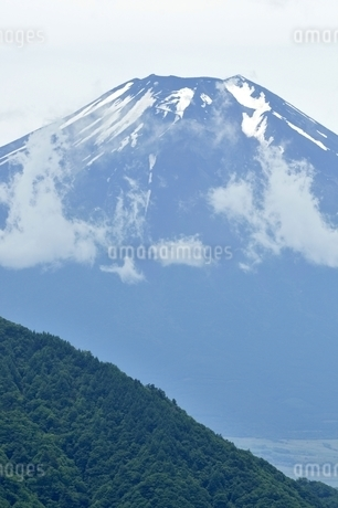 夏富士の写真素材 [FYI02981767]