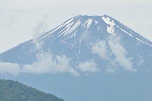 夏富士の写真素材 [FYI02981768]