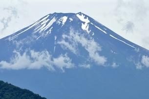 夏富士の写真素材 [FYI02981769]