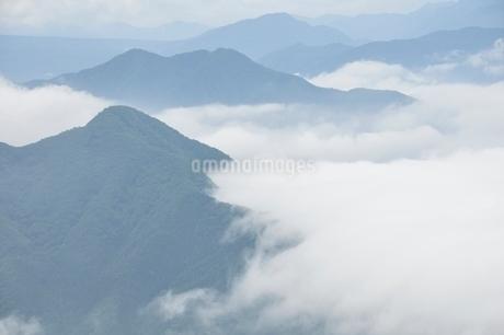 雲海の広がりの写真素材 [FYI02981776]