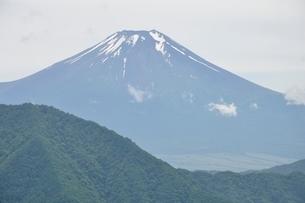 夏富士の写真素材 [FYI02981777]