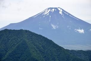 夏富士の写真素材 [FYI02981778]