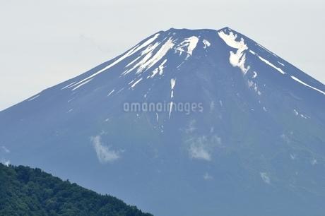 夏富士の写真素材 [FYI02981779]