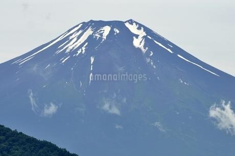 夏富士の写真素材 [FYI02981780]