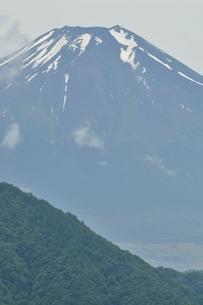 夏富士の写真素材 [FYI02981781]