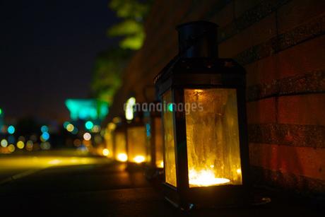街灯イメージの写真素材 [FYI02981938]