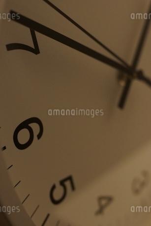 時計イメージの写真素材 [FYI02981948]