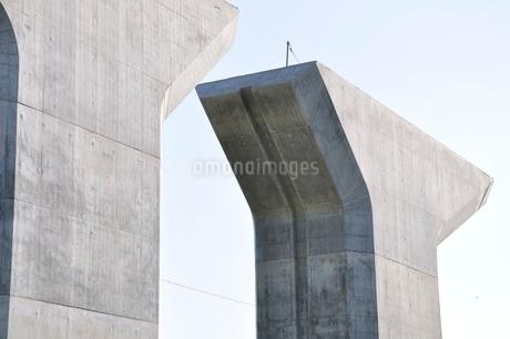 高速道路の建設の写真素材 [FYI02982055]