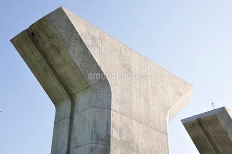 高速道路の建設の写真素材 [FYI02982056]