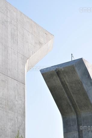 高速道路の建設の写真素材 [FYI02982057]
