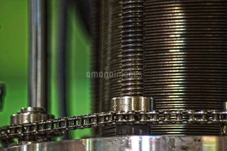 機械イメージの写真素材 [FYI02982136]