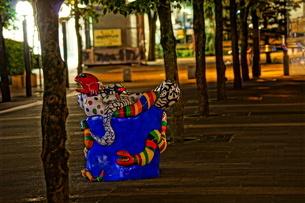 立川ファーレ芸術の写真素材 [FYI02982150]