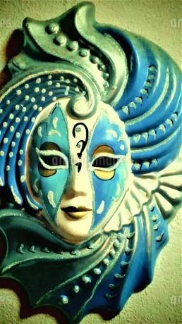 外国の仮面の写真素材 [FYI02982550]
