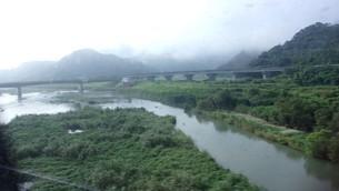 横瀬川 高知県の写真素材 [FYI02982606]