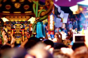 祭りイメージの写真素材 [FYI02982737]