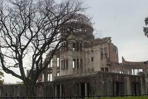広島原爆ドームの写真素材 [FYI02982773]