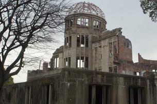 広島原爆ドームの写真素材 [FYI02982776]
