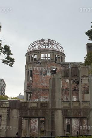 広島原爆ドームの写真素材 [FYI02982778]