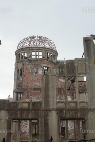 広島原爆ドームの写真素材 [FYI02982779]