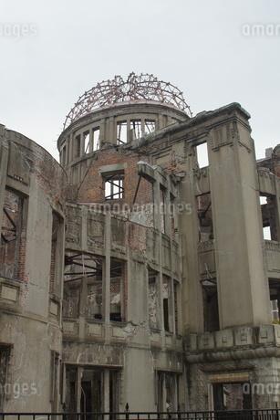 広島原爆ドームの写真素材 [FYI02982780]