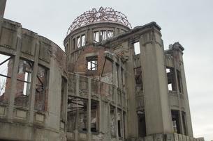 広島原爆ドームの写真素材 [FYI02982781]